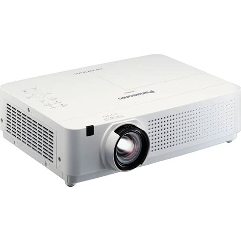 Proyektor Panasonik Panasonic Pt Vw330u Portable Projector Pt Vw330u B H Photo