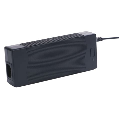 Adaptor Xiaomi ac adapter 63v 1 1a for xiaomi ninebot scooter black