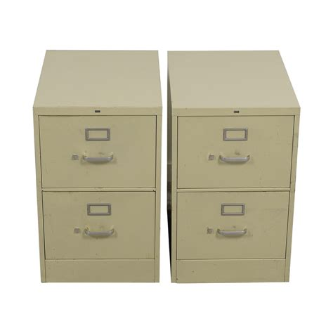 used 2 drawer metal file cabinets 75 off white 3 drawer filing cabinet storage