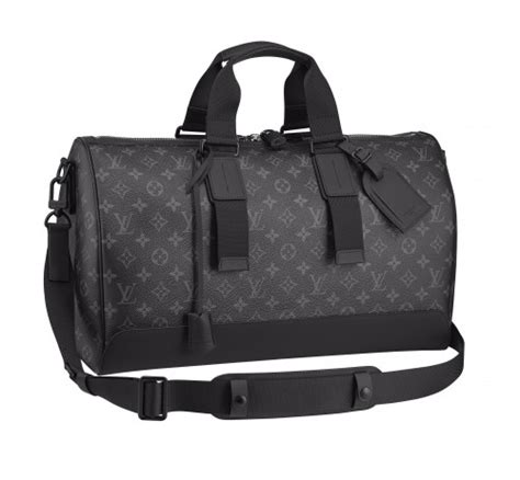 louis vuitton monogram eclipse collection spotted fashion