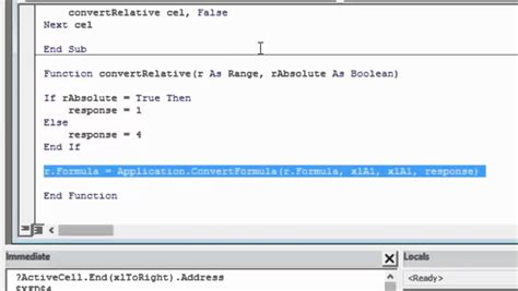 Excel Lookup Cell Address Excel Vba Convert String To Cell Address How To Split