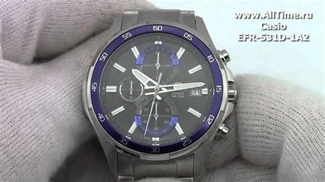 Casio Edifice Efr 531d 1a2 Original обзор мужские наручные часы casio edifice efr 531d 1a2