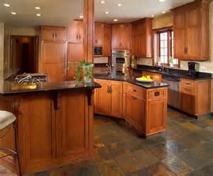 mission style kitchen pinterest