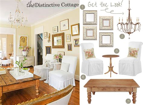 country chic cottage country chic living room get the look the distinctive