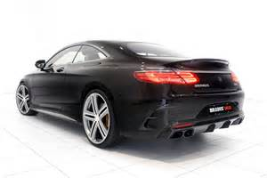 Mercedes S65 Brabus 2016 Mercedes Amg S65 Coupe Rocket By Brabus Picture