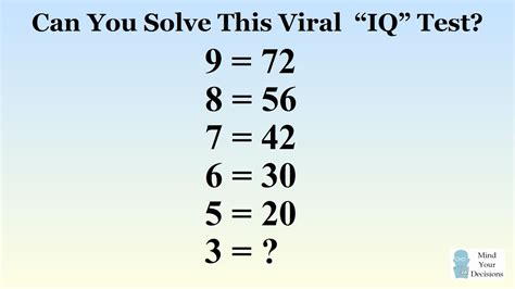 Can You Solve The Viral 9 72 Puzzle The Correct Answer