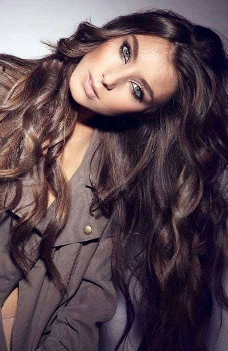 medium brown hair lowlights 60 best brown hair with highlights ideas the trend spotter