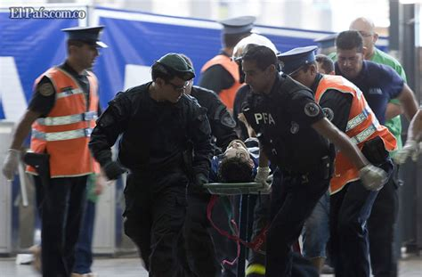 imagenes impactantes tragedia once imagenes del accidente ferroviario en buenos aires taringa