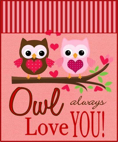 owl valentines day happy valentine s day anything scrappy designs