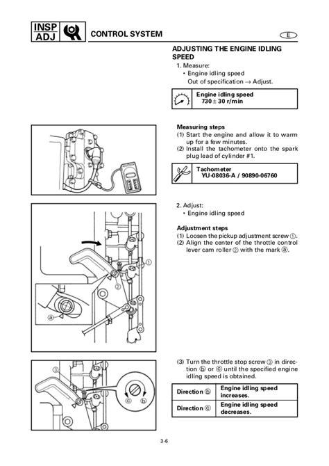 yamaha tach wiring diagram yamaha digital wiring