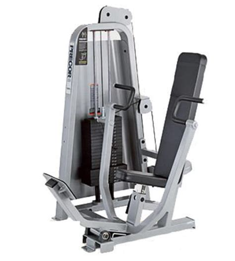 precor bench press precor icarian chest press fit4sale com