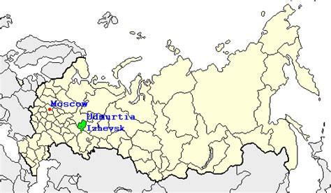 russia izhevsk map izhevsk map and izhevsk satellite image