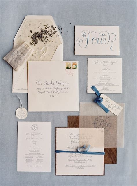 Tissue For Wedding Invitations