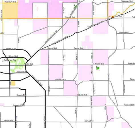california map distances between cities cities in california california cities map map of