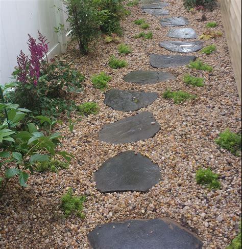 gravel landscape design houses flooring picture ideas blogule
