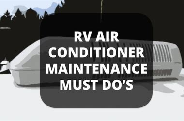 Ac Conditioner Cleaner 3in1 Wd appliances rv mods rv guides rv tips doityourselfrv