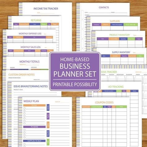 printable business planners and organizers 25 best ideas about business planner on pinterest small