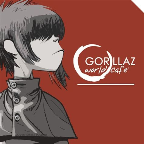 Get Your Gorillaz On 352 best images about gorillaz artwork on