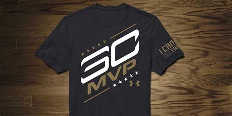 Tshirt Kaos Nba Basket Logo Sc Stephen Curry 30 Biru armour sc30 curry quot mvp quot t shirt available now weartesters