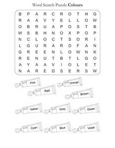 Word search puzzle colors download free word search puzzle colors
