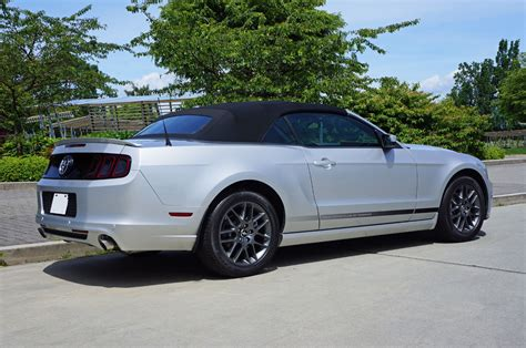 2014 mustang cost 2014 ford mustang v6 premium convertible road test review