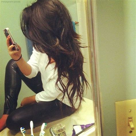 straight on top to curly on bottom hairstyles steps by steps layers layers layers i want hair pinterest leather