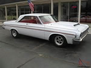 1964 Dodge Polara 440 1964 Dodge Polara 440 Ci 600 Hp Turbo Engine 4 Wheel Disc