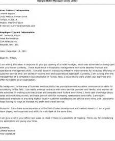 cover letter hospitality management how to write a cover letter for hotel cover letter