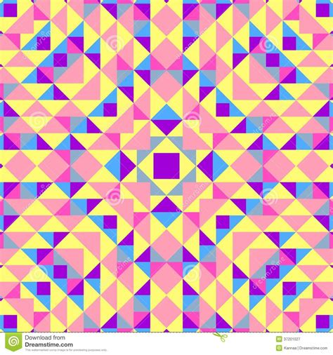 color pattern texture composition abstract geometric background royalty free stock