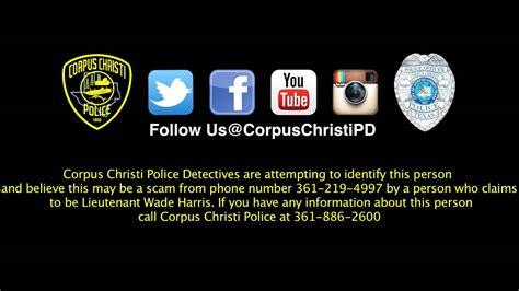 Free Warrant Search Corpus Christi Corpus Christi Possible Warrants Scam 17 August 2015