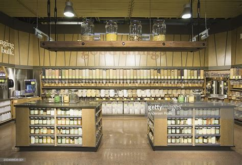 bulk food items in grocery store stock photo getty images