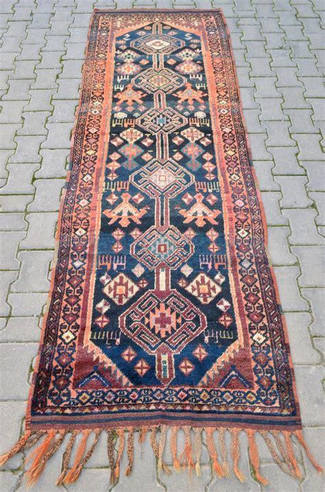 tribal rugs ebay antique kurdish runner 35 x 110 woven wool herki tribal rug 90 x 279 cm ebay