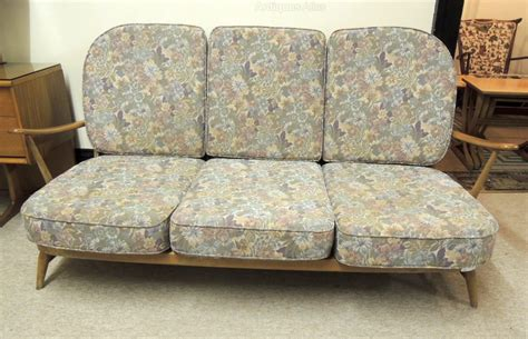 retro settees and sofas antiques atlas retro ercol 3 seater sofa