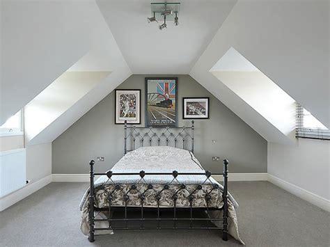 Low Ceiling Loft Conversion by 25 Attic Bedroom Ideas Paint Colors
