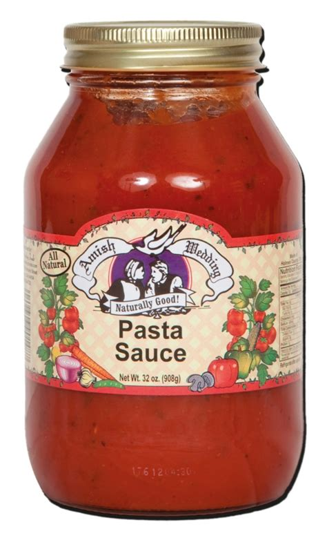 pasta sauce the amish pantry