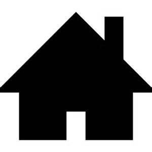 haus silhouette casa silueta negro descargar iconos gratis