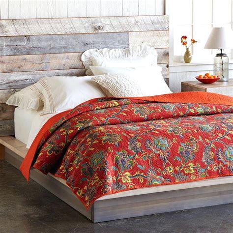 red flower comforter ralph lauren red floral comforter pottery barn bedding