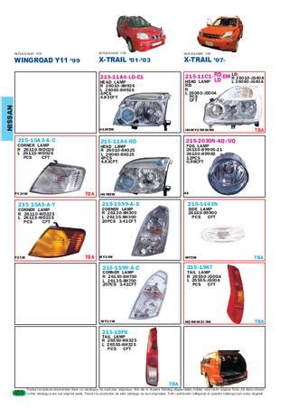 215 11a4 Ld E1 L N X Trail 2001 http www lucid hu lucid katalog nissan by colonianet colonianet issuu