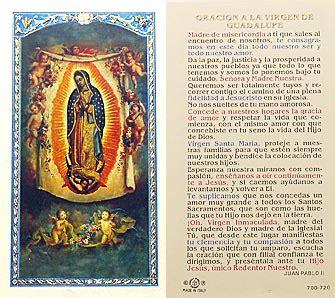 imagenes y oraciones ala virgen de guadalupe guadalupe oracion a la virgen
