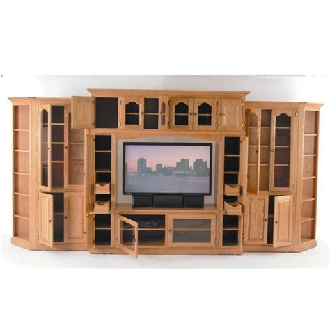Wooden Lcd Tv Cabinets Hpd442   Lcd Cabinets   Al Habib