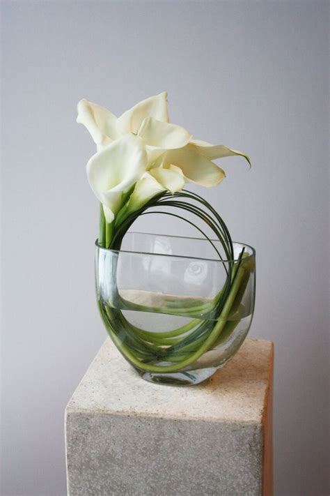 corporate flower arrangements modern arrangement modern