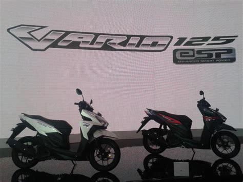 Sparepart Honda Vario Esp 125 ini dia new honda vario 125 esp facelift tilan plus peningkatan performa ea s