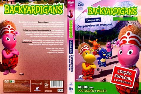 Backyardigans Dvd The Gallery For Gt The Backyardigans
