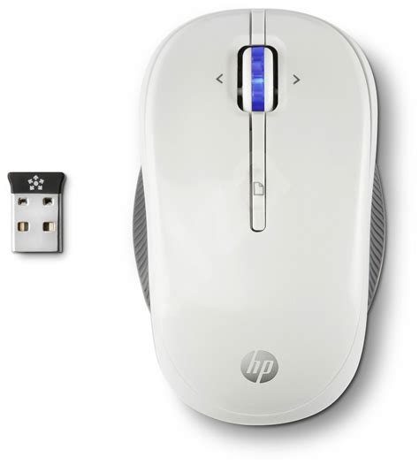 Mouse Wireless Kaspersky hp wireless mouse x3300 white mouse alzashop
