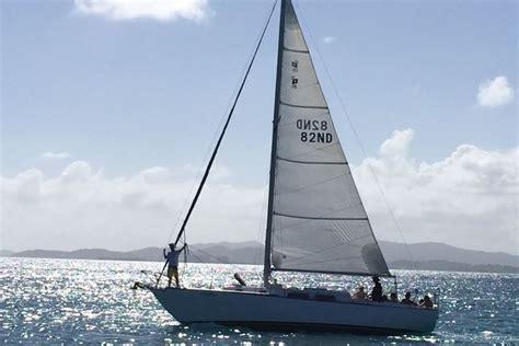 boat rental in puerto rico rent a pearson 35 35 sailboat in san juan pr on sailo