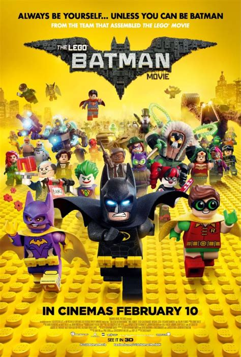 movie review the lego batman movie 2017