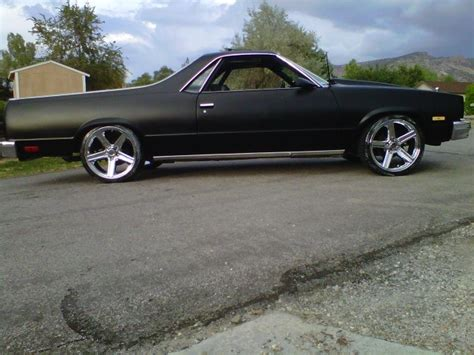 black el camino flat black el camino www imgkid the image kid has it