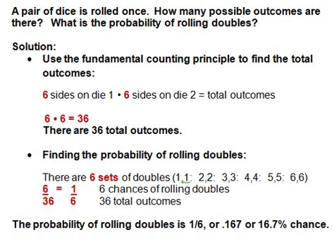The Fundamental Counting Principle Worksheet by Fundamental Counting Principle