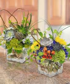 Christmas Centerpiece Ideas To Make - modern succulents floral arrangements beneva flowers sarasota florida
