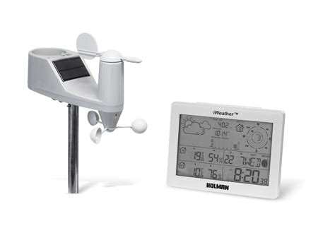solar weather station ws5056 holman industries